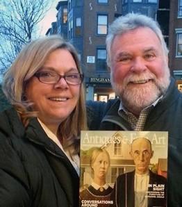Jane & Mike Donovan